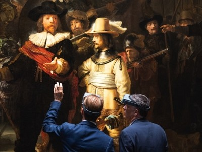 Operation Night Watch al Rijksmuseum